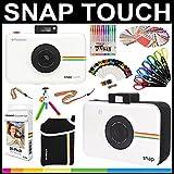 Polaroid paquete de regalo cámara instantánea Snap touch + Papel ZINK (30 hojas) +...