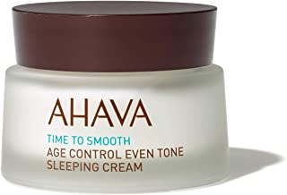 AHAVA Age Control Even Tone Sleeping Cream, 50 mls