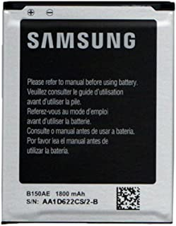 Samsung B150AE - Batería Original de ión Litio de 1800 mAh para Samsung I8260 Galaxy Core y Galaxy Core Duos I8262
