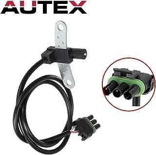 AUTEX Crankshaft Position Sensor PC87 compatible with Jeep Cherokee & Comanche & Wagoneer 1986-1990/Jeep Wrangler 1987-1990/Renault Alliance 1983-1987/Renault Encore 1984-1986