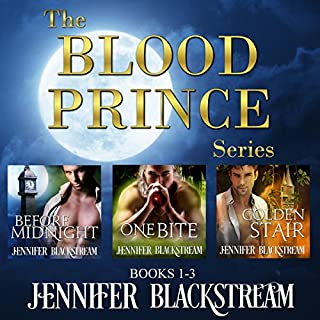 The Blood Prince Series, Books 1-3 cover art