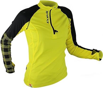 Raidlight Performer XP Womens Long Sleeve Running Tshirt Electric bluee