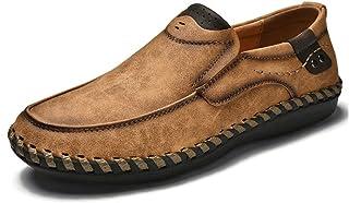 Komfortable 40) gre braun, Light (Farbe Mnner Für Loafers