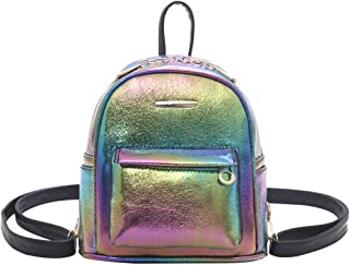 Mini Backpack, Women Girl Tie Dye School Bag Rucksack Casual Travel Daypack Purse Student Back pack