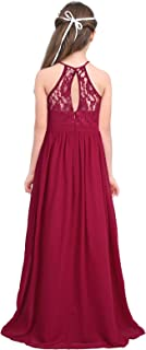beau hot-vente authentique large choix de designs Amazon.fr : Robe De Soiree Fille 10 Ans - Rouge