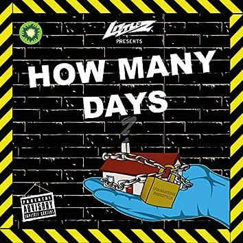 How Many Days (Quarantine Freestyle)