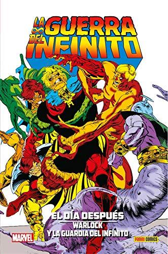 La guerra del infinito. El día después 1. Warlock y la guardia del infinito (JIM STARLIN)