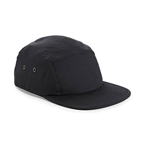 04ca29831cf5df Beechfield Canvas 5 Panel Cap - 4 Colours Available