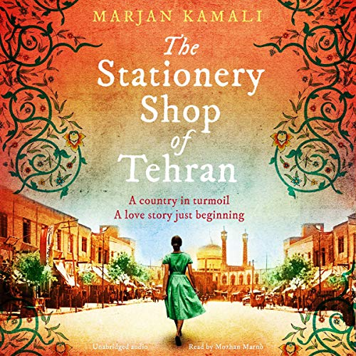 The Stationery Shop of Tehran cover art