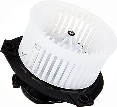 cciyu HVAC Heater Blower Motor with Wheel Fan Cage 89018747 Air Conditioning AC Blower Motor fit for 2002-2006 Chevrolet Trailblazer EXT /2002-2009 GMC Envoy /2002-2006 GMC Envoy XL