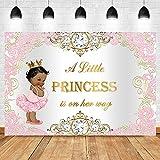 Fondo de Princesa Real Rosa Plata Diamante Accesorios de fotografía de Ducha de bebé Retrato de bebé Foto de Fondo A8 7x5ft / 2,1x1,5 m