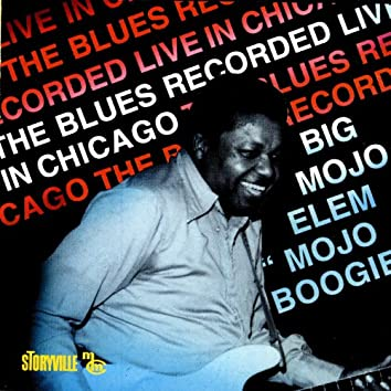 Mojo Boogie