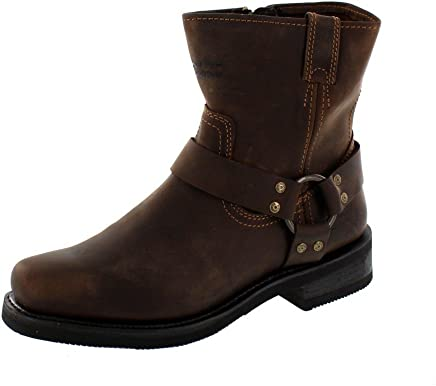 Harley Davidson Men El Paso brown : boots