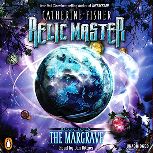 Relic Master: The Margrave, Book 4 audiobook cover art