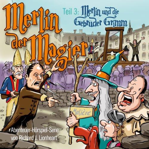 Merlin und die Gebrüder Grimm cover art