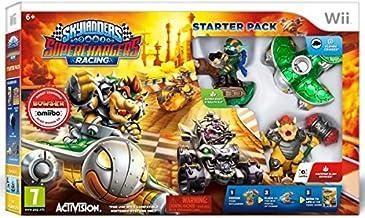 Mejor Skylanders Racing Wii
