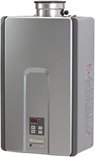 Rinnai Indoor Tankless Hot Water Heater / RL75iN Natural Gas / 7.5 GPM