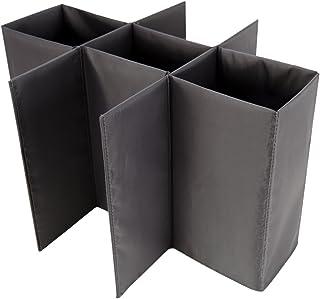 Wkład na butelki S + L do składanych pudełek, skrzynek tr