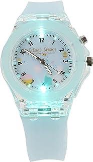 Hemobllo Girl Led Watch Luminous Cartoon Watch Child Digital Watch Kids Digital Sport Waterproof Watch Wrist Watch Wristba...