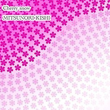 Cherry snow