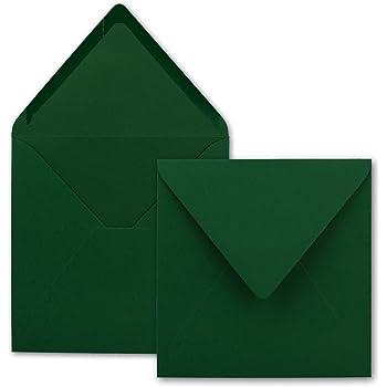 120 g//mq quadrate colore: lilla chiaro Paper24-25 buste per lettere con linguetta triangolare formato: 15,5 x 15,5 cm