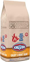 Kingsford Easy Light Charcoal Briquettes Bag, BBQ Charcoal for Grilling - 4 Pounds