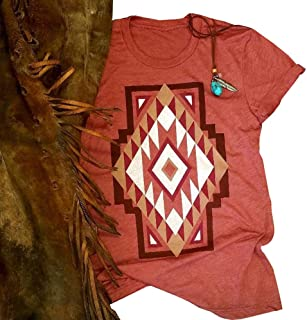 Women Southwest Dream Shirt Fringed Pineapple Novelty Graphic Tees Summer Short Sleeve Tops
