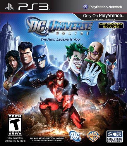 DC Universe Online Hero Edition [Importación Inglesa]