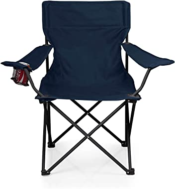G2J Brothers® Portable Foldable Camping Big Chair with Free Carry Bag for Fishing/Beach Picnic/Travelling/Lawn/Home/Etc Extra