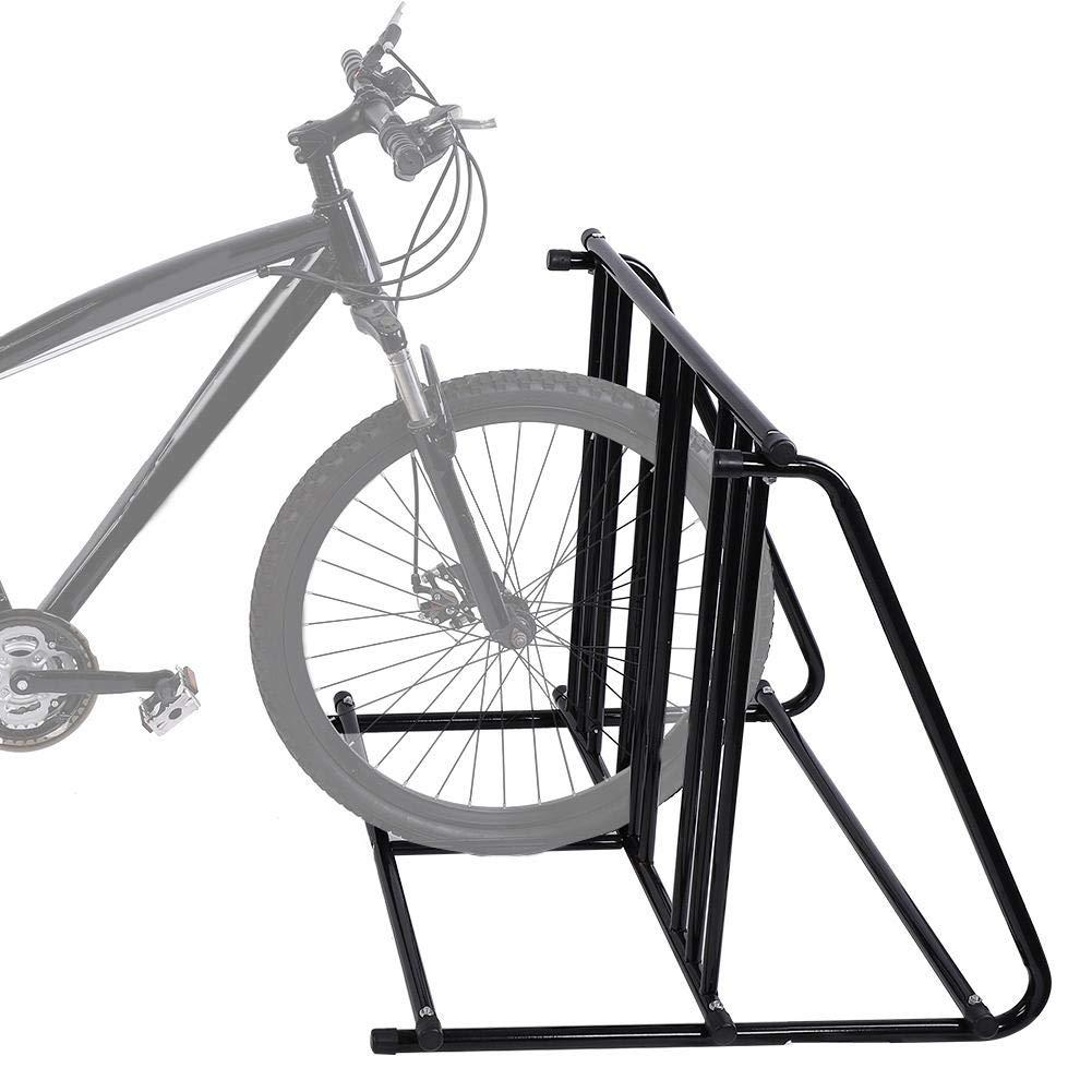 lahomie Soporte Bicicleta para Suelo, Parking para Bicicletas ...