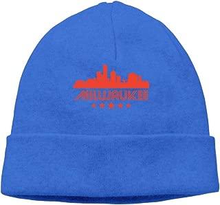 Retro Milwaukee Beanie Cap Knit Caps Mens