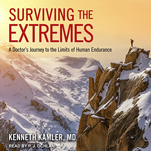 Surviving the Extremes audiobook cover art