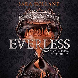 Everless                   Written by:                                                                                                                                 Sara Holland                               Narrated by:                                                                                                                                 Eileen Stevens                      Length: 10 hrs     25 ratings     Overall 4.6
