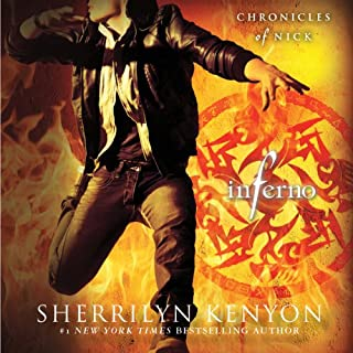 Inferno: Chronicles of Nick, Book 4 audiobook cover art