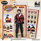 The Monkees; 8 inch action figures Series 1;TUXEDO BAND SUITS; DAVEY JONES by the monkees