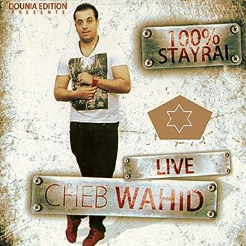100% StayRaï (Live)