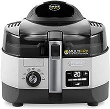 DeLonghi FH1394/2 MultiFry Extra Chef heteluchtfriteuse/multicooker (1,7 kg inhoud, 1.400W/1.000W, 8 porties, SHS-Double-P...