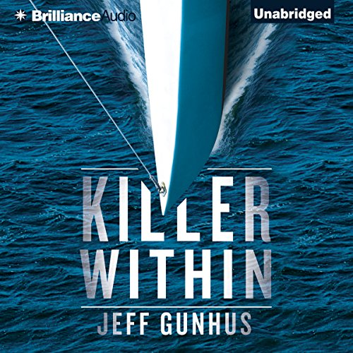 Killer Within audiobook cover art