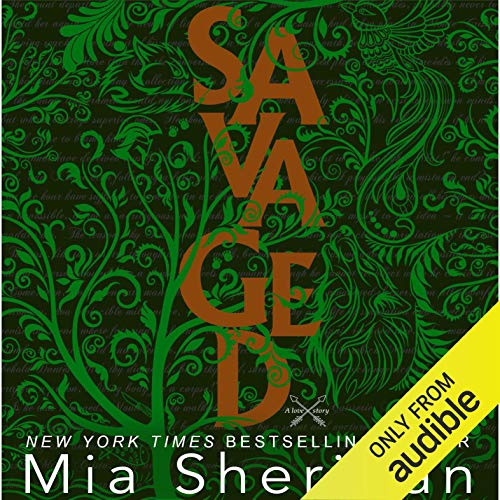 Savaged audiobook cover art