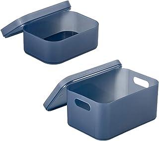 QWEA Casier Rangement,Organiseurs de tiroir,Caissons de Rangement sont fabriqués en matériau PP de Haute qualité,Qui Peut ...