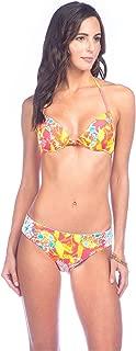 Polo Ralph Lauren Mumbai Floral Molded Cup Bikini Top,  4 Medium