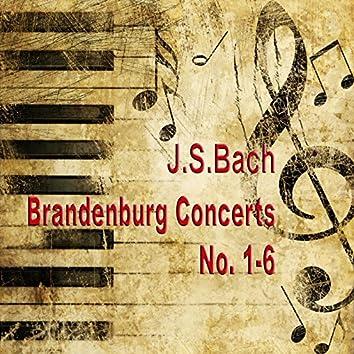Brandenburg Concerts No. 1-4 (Brandenburgische Konzerte 1-4)