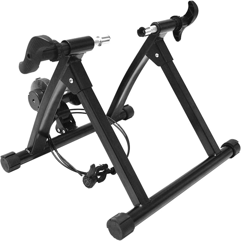 WERTYU Bike Roller Platform Trainer Cycling Max 71% OFF Rollers Over item handling Indoor