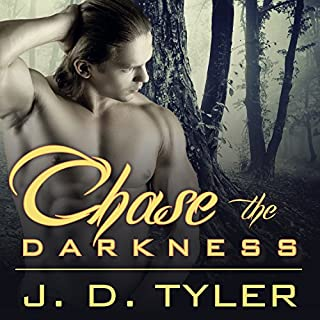Chase the Darkness audiobook cover art