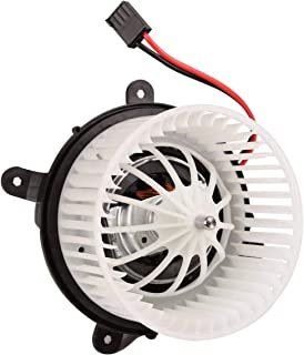 Bapmic 97057392201 A/C Blower Motor w/Fan Cage Compatible with 2010-2016 Porsche Panamera