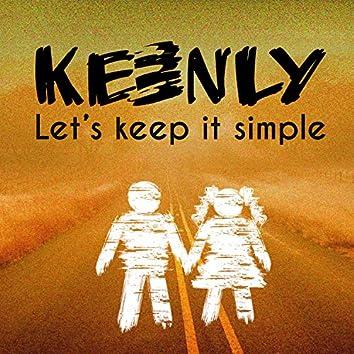 Let's Keep It Simple