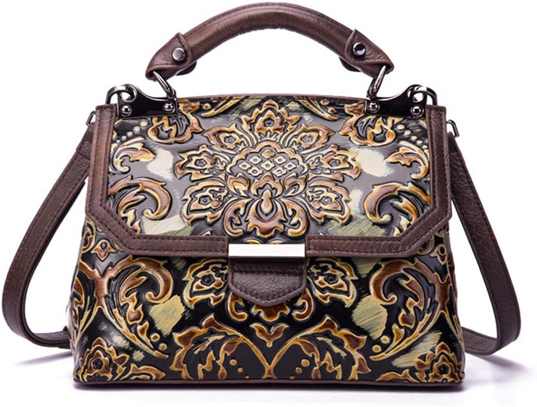 Frauen für Geldbörse Handtasche handgemachte Umhängetasche