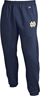 Champion NCAA Men's Powerblend Closed Bottom Sweatpants
