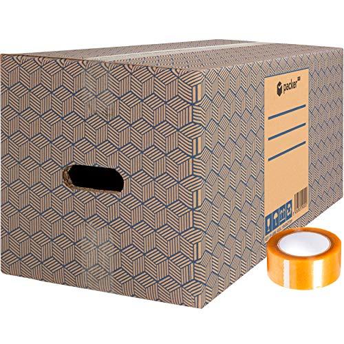 Cajas Carton Baratas Marca packer PRO