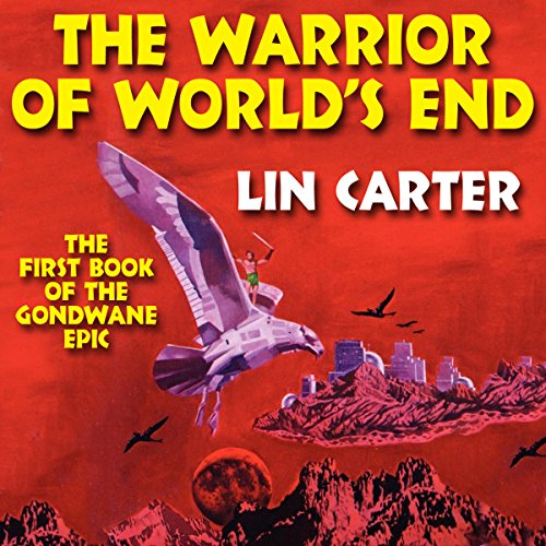 The Warrior of World's End audiobook cover art